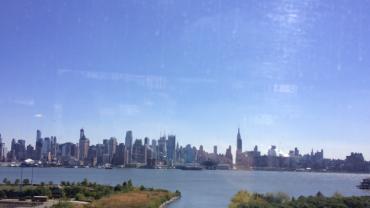 NEW YORK CITY: Skyline
