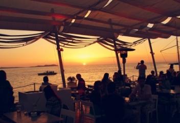 Cafe Mambo, Ibiza.