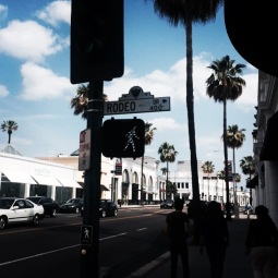 RODEO DRIVE: Beverly Hills