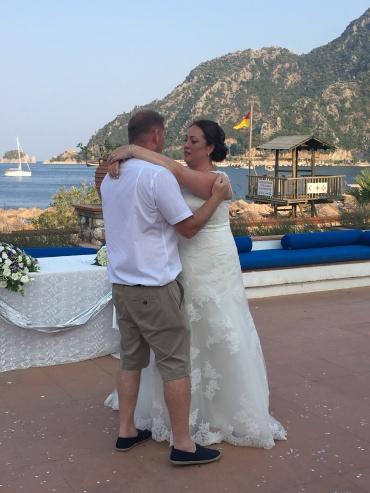 FAMILY: A summer wedding